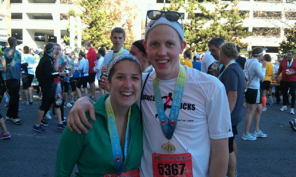 DSM Half Marathon