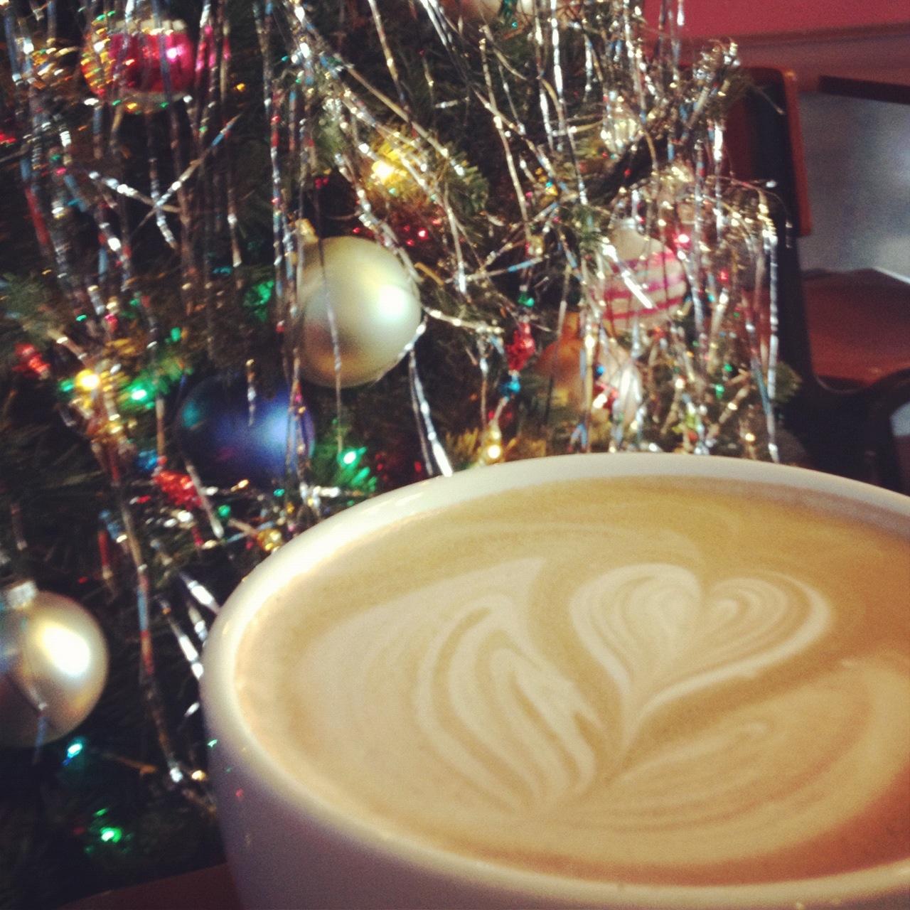 Holiday Latte