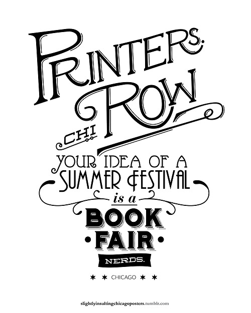 Printer's Row Book Fest