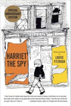 Harriet the Spy 50th Anniversary Edition