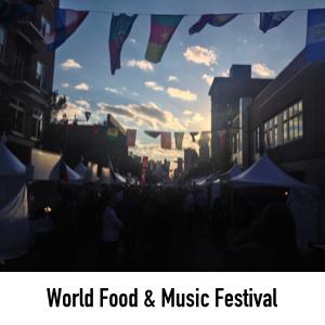 World Food & Music Festival