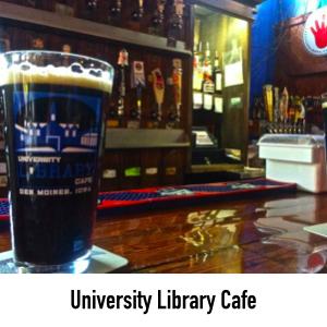 University Library Cafe