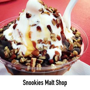 Snookies Malt Shop