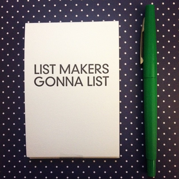 List Makers