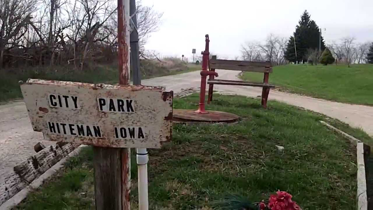 Iowa's Smallest Park