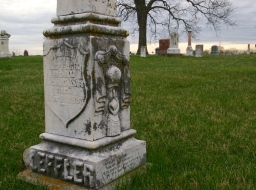 Exploring Iowa: Bentonsport Cemetery