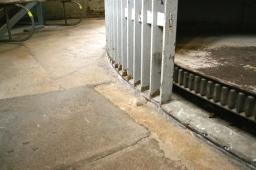 Historic Pottawattamie County Squirrel Cage Jail