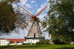Elk Horn's Danish Windmill