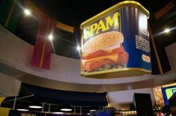 Savoring the SPAM Museum